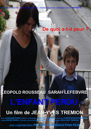Affiche l enfant perdu officiel 1